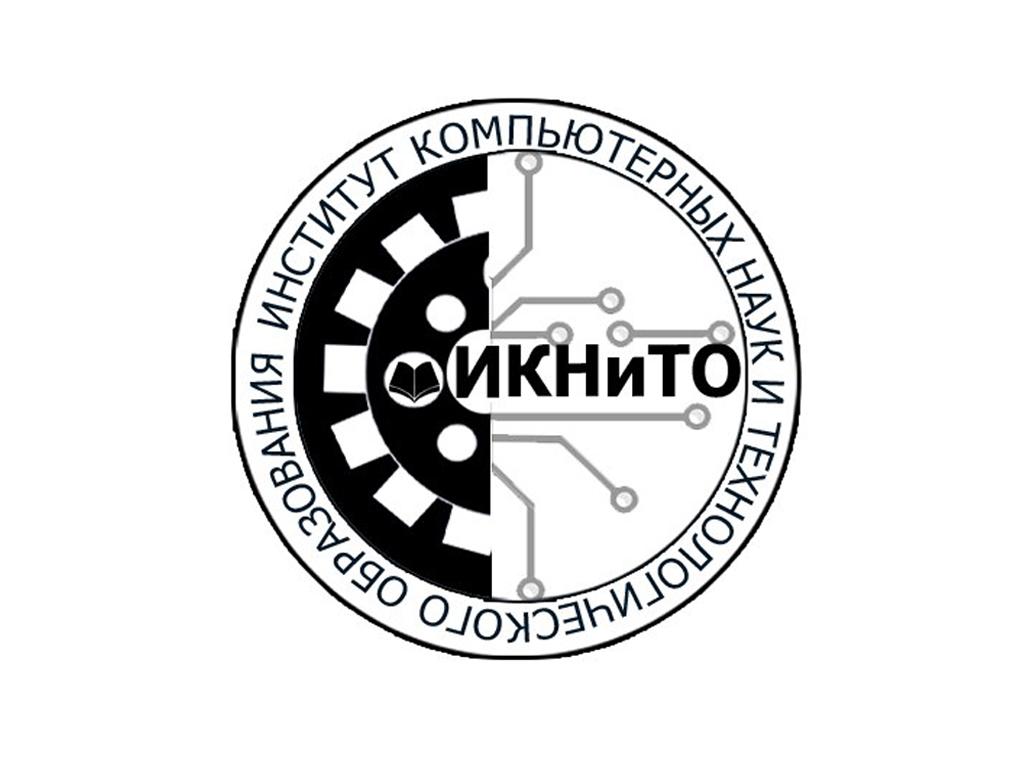Эмблема ИКНиТО. Юлиана Ахметшина, 1 курс, бакалавриат