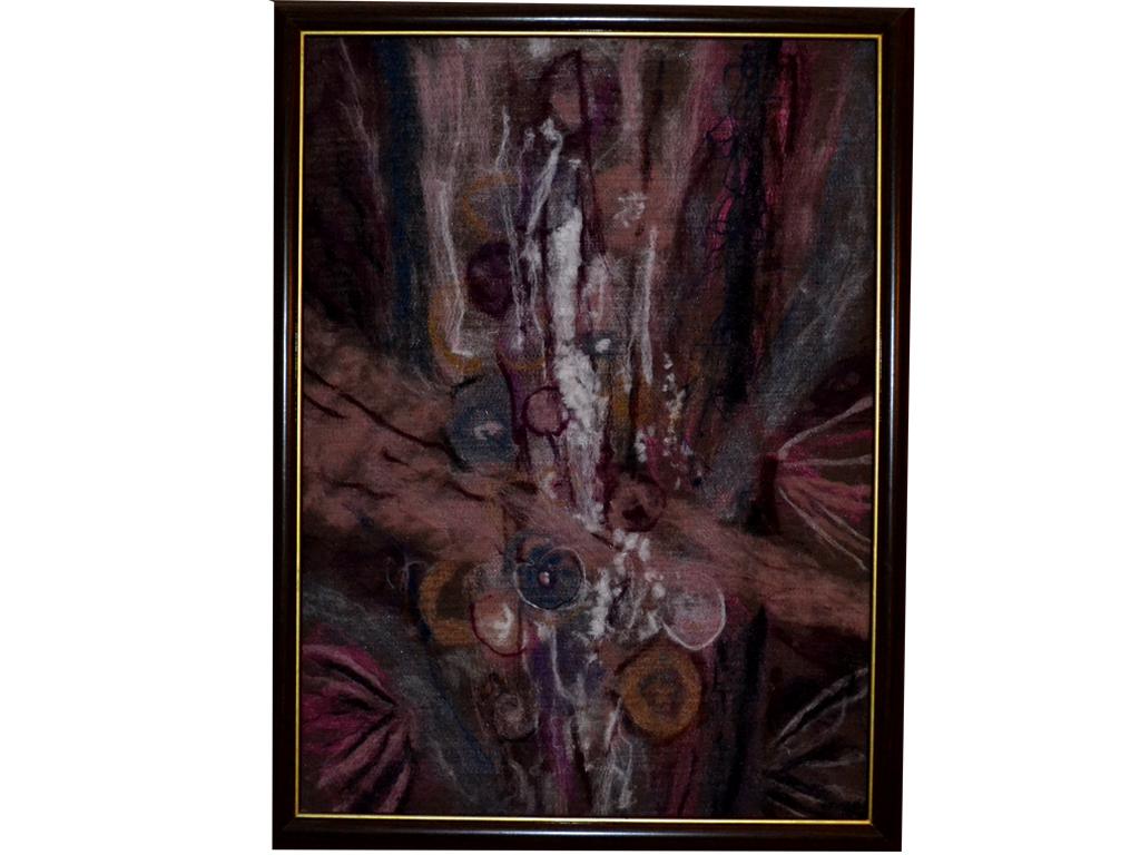 Софико Ахобадзе. 1997 год. Из личной коллекции И.В. преображенской